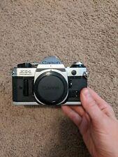 Canon AE-1 Program 35mm SLR Film Camera CLA'd