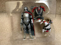 Star Wars The Force Awakens Epic Battles Captain Phasma Toys R Us Excl LOOSE