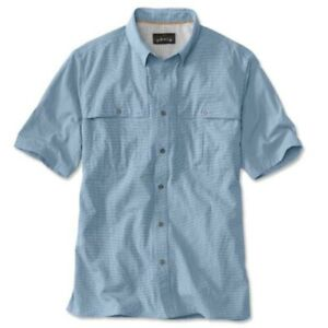Orvis Men's S/S Open-Air Caster Shirt - NEW FREE SHIPPING