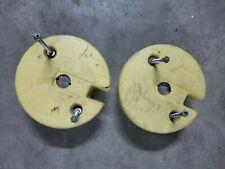 955 Rear Wheel Weights John Deere Yellow
