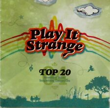 PLAY IT STRANGE TOP 20 Vol 1 - 2004 NZ SECONDARY SCHOOL SONGWRITING COMP. CD