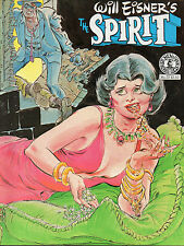 The Spirit #33 (VFN) `82 Will Eisner