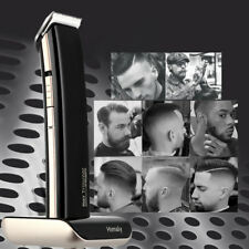 Men Hair Clippers Trimmers Shaver Professional Titanium Ceramic Blade Hair Cut