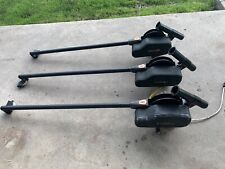 New listing (3). cannon down-riggers electric