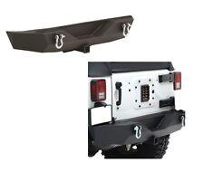 Smittybilt XRC Rear Bumper with 2 Inch Receiver Hitch - Jeep JK 76855
