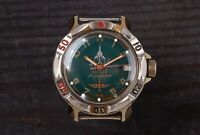 Vostok Komandirskiye Russian Airforces 2414A watch Serviced