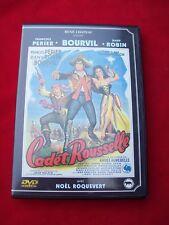 DVD RENE CHATEAU  - CADET ROUSSELLE - BOURVIL  FRANCOIS  PERIER DANY ROBIN