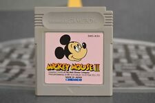 MICKEY MOUSE II GAME BOY JAP JP JPN GB GAMEBOY COMBINED SHIPPING