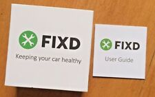 BRAND NEW  FIXD Car Health Monitor & Car Diagnosis Automotive Repair Diagnostic
