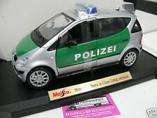 1/18 Maisto MERCEDES BENZ A Class Longversion Polizei MB