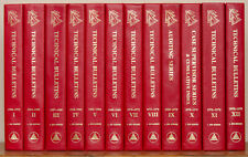 First Edition Scientology Technical Volumes - Complete Set