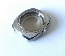 ETA 2789 Stainless Steel Watch Case, Glass & Crown  Swiss Made
