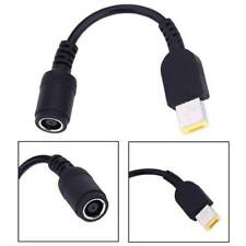 7.9mm Round Jack to Square End AC Charger Power Cable For Lenovo ThinkPad