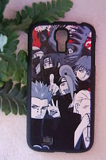 USA Seller Samsung Galaxy S4 Anime Phone case Cover Naruto Akatsuki