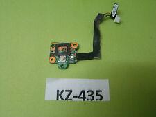Toshiba Satellite a300-1l0 psagce-03100ugr power-button Placa #kz-435
