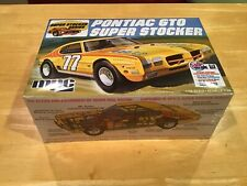 rare Nascar model car - sealed Mpc Pontiac Gto Super Stocker. Retro version