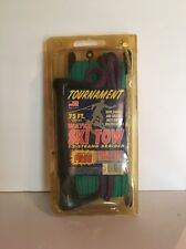 Tournament 75-ft Water All Tow Brand New Includes Rope Winder & Organizer