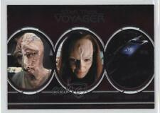 2015 #A2 Caatati Cardassian Class J Nebula Lifeform Devore Drayan Dream Card 0f8
