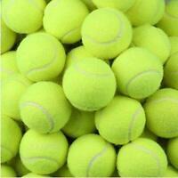 Tennis Balls Yellow Ball Games Dog Pet Toy Pets Bouncing Sports Games Fun Throw