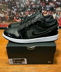 Nike Air Jordan 1 Low SE ASW All Star Weekend Carbon Fiber DD1650-001 Size 11.5