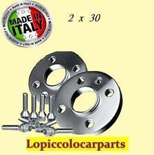 2 COPPIE DISTANZIALI SMART 30 mm + 30 mm 3X112 -centraggio 57.1 3 FORI
