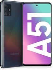 ?Samsung Galaxy A51?Smartphone 128GB Handy Prism Crush Black NEU + OVP