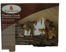 ember glow Timber Creek 18 Logs