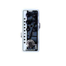 New Mooer Fifty Fifty 3 005 Digital Micro PreAmp Guitar Effects Pedal