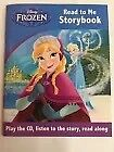 READ TO ME STORYBOOK & CD - FROZEN