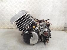1974 YAMAHA MX 125A - COMPLETE ENGINE *MOVING* - MOTOCROSS TWINSHOCK EVO CLASSIC