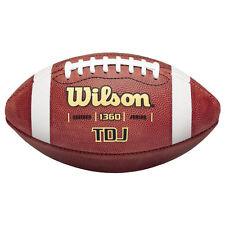 Wilson Tdj Traditional Junior Game Football F1360