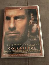 Movie DVD - Special 2 Disc Edition - Collateral Tom Cruise Great Watching Cheap
