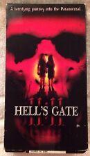 Hell's Gate 11:11 (Prev. Viewed VHS) Jane Sowerby, Kristina Copeland HTF RARE