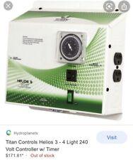 Titan Controls Helios 3
