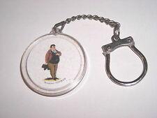 Porte-clé Key Ring Thé PICKWICK TEA Monsieur TUPMAN ( Dickens )