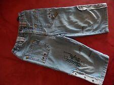 Orig. Pampolino Boys - Bermuda Jeans, Größe 104