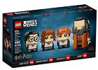 Lego 40495 BrickHeadz Harry Potter: Harry, Hermione, Ron & Hagrid-Free Shipping!
