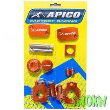 Apico Bling paquete Encaja KTM 250 300 Exc 06-13 250 350 450 500 530 EXC-F 11-13 o