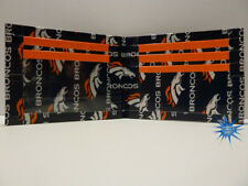 Duct Tape Wallet with Denver Broncos logo all over it  Handmade Design 2
