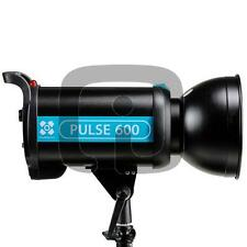 Quantuum Flash De Studio Pulse 600 Potencia 600w Watt Con El Ataque Bowens