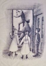 GARTH WILLIAMS~STUNNING FINAL PUBLISHED DRAWING~LITTLE SILVER HOUSE