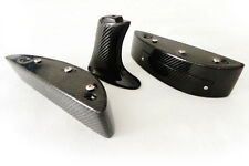 Carbon Fiber Auto Spoiler Raise Lifter Block Stents For Nissan R35 s405