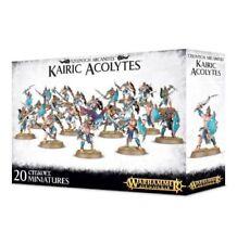 Tzeentch Arcanites Kairic Acolytes Warhammer Age of Sigmar Chaos NEW