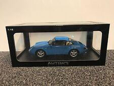 Porsche 911 (993) Carrera Blue Metallic 1:18 AUTOart