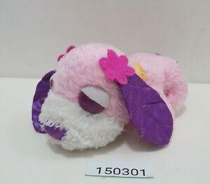 "Pink Ocha-ken San-x Beanie Plush 5"" Sega Toy Plush Toy Doll Japan"