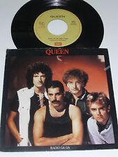 """QUEEN Radio Ga Ga - 1984 PORTUGAL 7"""" Single - RARE"""