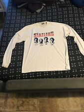 80's Vintage The Statler Brothers long sleeves sz Xl Screen Stars Best