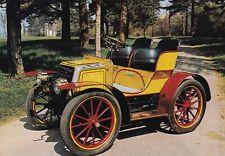 Carte postale postcard 10x15cm musée AUTOMOBILE VOITURE CAR LUC COURT 1901