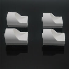 Dentistry Casting Quality Quartz Crucible Hooded For Lab Supplies