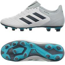 Adidas Copa 17.4 FxG weiß Grau Blau Herren Fußballschuhe Nocken Fitness Schuhe